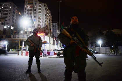 Во время нападения на отель в Кабуле убиты восемь человек