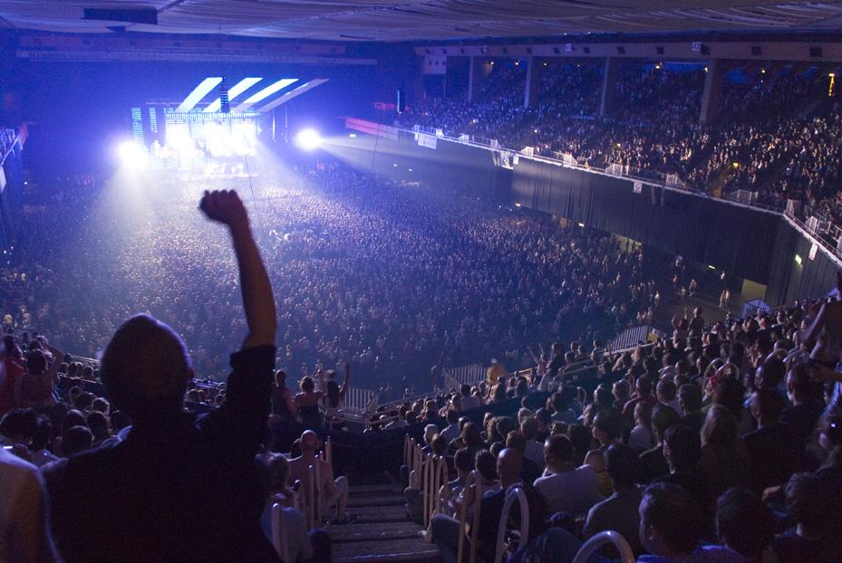 Концерт — пустая трата денег?