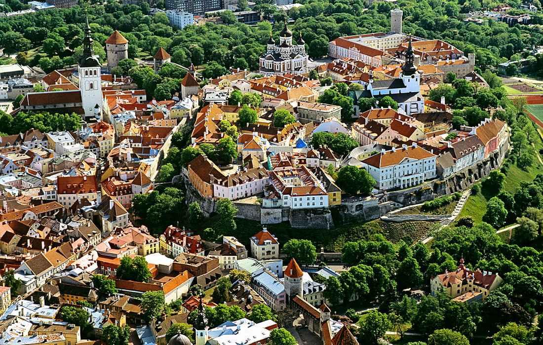 Таллин: добро пожаловать в столицу с 800-летней историей