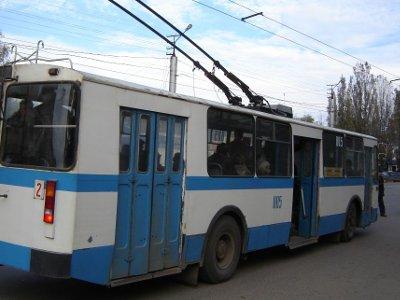 Троллейбусный маршрут № 2 станет длиннее