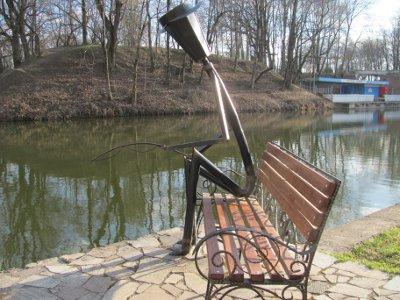 В Лопатинском саду откроют музыкальную набережную
