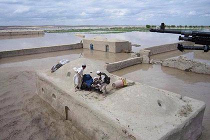 Свыше 100 человек погибли из-за наводнений в Афганистане