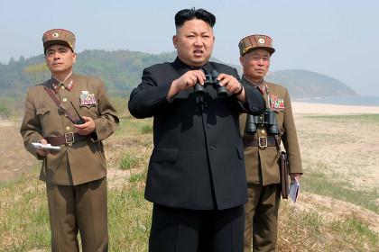 КНДР проведет артиллерийские стрельбы вблизи границы с Южной Кореей