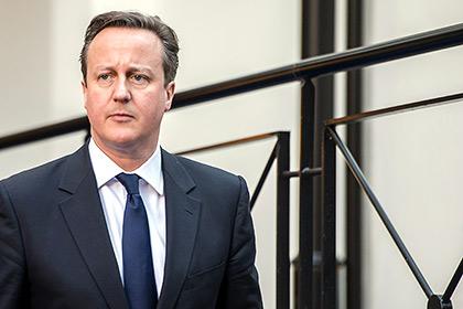 Кэмерон уйдет в отставку при срыве референдума о выходе Великобритании из ЕС