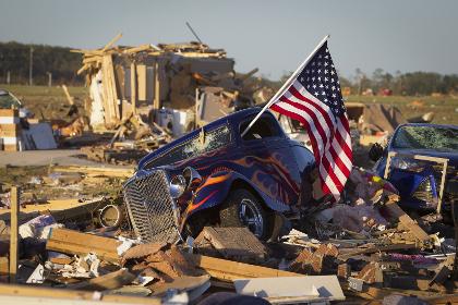 Количество жертв торнадо в США превысило 20 человек