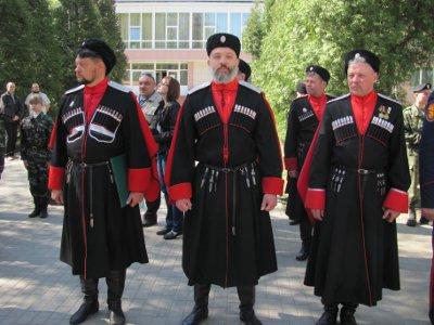 Смоленские казаки показали, что они не потешные войска