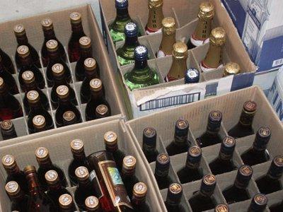 Полицейская спецоперация выявила 700 литров левого алкоголя