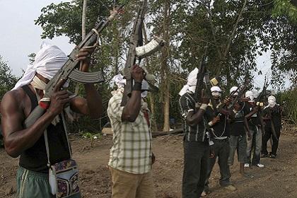 В Нигерии 79 человек стали жертвами вооруженного конфликта