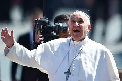 Папа Римский назначил аудиенцию Арсению Яценюку