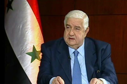Глава сирийского МИД снова госпитализирован в Ливане