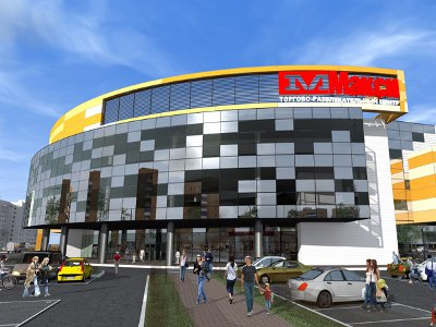 В ТРЦ «Макси» откроют полторы сотни магазинов известных брендов