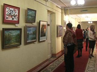В Смоленске открылась экспозиция династии художников