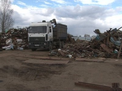 У двух приемщиков-нелегалов в ходе операции «Металлист» изъяли 27 тонн лома