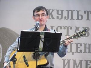 Тимур Шаов: «По вторичным половым признакам я бард, и вполне себе романтичный»