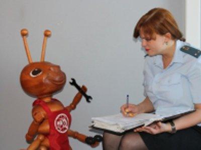 За долги фирмы пришлось отдуваться ее талисману-муравью