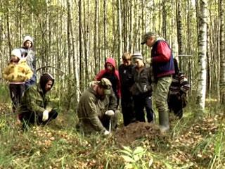 На Смоленщине прошла премьера документального фильма о поисковиках