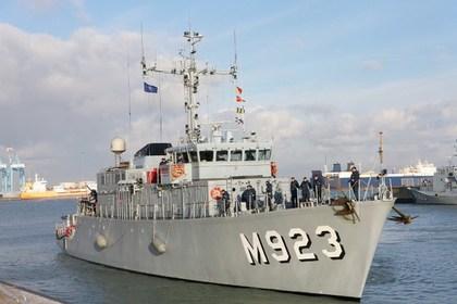НАТО отправит в Балтийское море пять кораблей