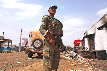 При нападении на базу ООН в Южном Судане погибло 48 человек