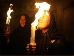 Полиция обещает смолянам безопасность при доставке благодатного огня на Пасху