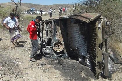 В Йемене убиты 55 боевиков «Аль-Каеды»