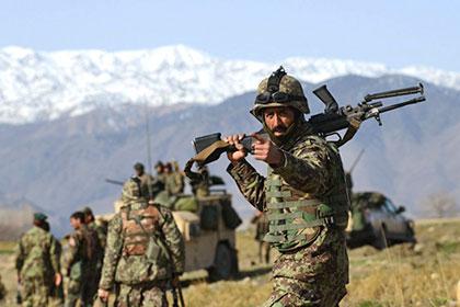 Индия вооружит Афганистан с помощью России