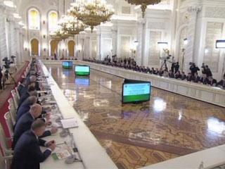 Глава Смоленщины принял участие в заседании Госсовета