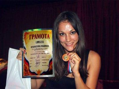 Лучшей в международном конкурсе по Pole-dance exotic стала вяземская танцовщица