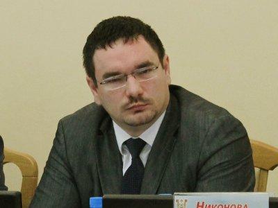 Депутата Щебеткова сняли с руководства одной из комиссий облдумы