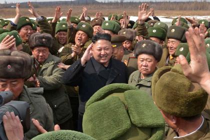 Ким Чен Ын возглавил Комитет обороны КНДР
