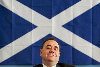 Вместе с независимостью Шотландия получит долгов на 143 миллиарда фунтов