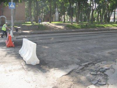 В Смоленске возбудили дело по «юбилейным» ремонтам дорог