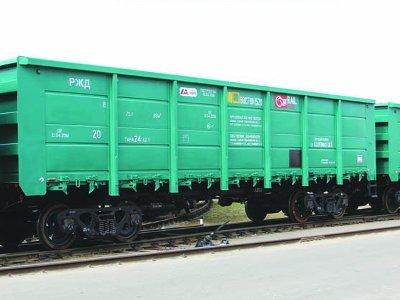 На Рославльском ВРЗ вышли с конвейера первые инновационные вагоны
