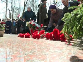 В Смоленске проходят мероприятия, посвященные Международному дню освобождения узников фашистских концлагерей