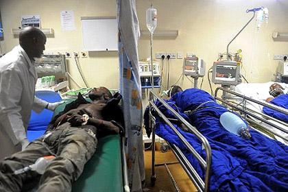 Более 60 человек умерли в Кении от отравления некачественным алкоголем