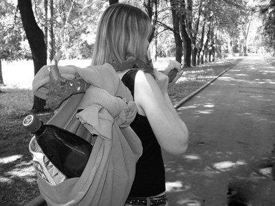 Школьница напугала родителей, пропав на ночь из-за ссоры с ними