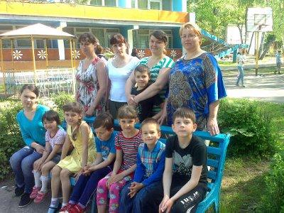 В «Голоевке» организовали отдых для многодетных семей