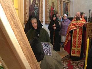 В Вязьму прибыла икона преподобного Сергия Радонежского