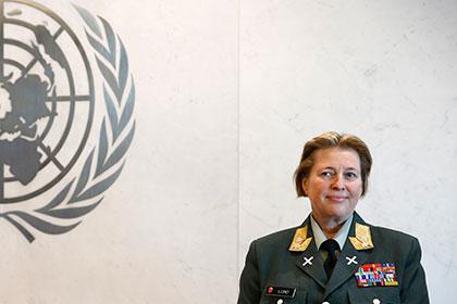 Миротворческие силы ООН на Кипре впервые возглавит женщина
