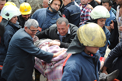 Число погибших шахтеров в Турции выросло до 282 человек