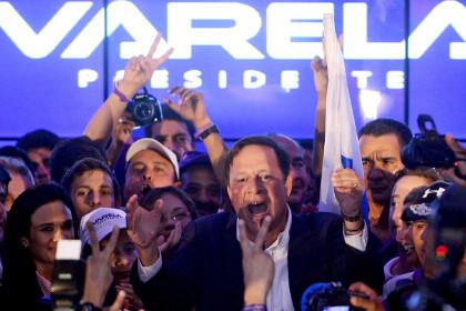 Лидер оппозиции Панамы выиграл президентские выборы