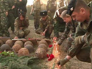 В Глинковском районе стартовала масштабная Вахта памяти