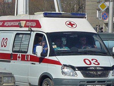 Сбитый фургоном пенсионер умер в машине скорой помощи