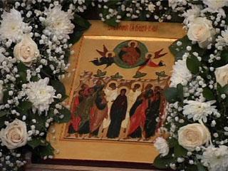 Православные смоляне отмечают праздник Вознесения