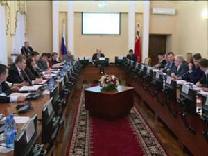 В Смоленске проходит 61-я сессия горсовета