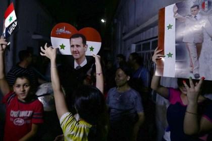 Сирия переизбрала президентом Башара Асада