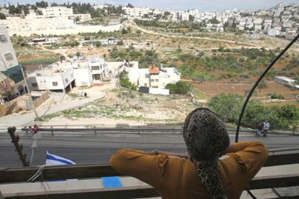 Израиль построит еще полторы тысячи домов на палестинских территориях