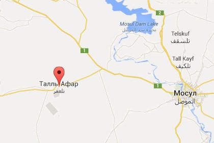 Исламисты захватили город Талль-Афар на северо-западе Ирака
