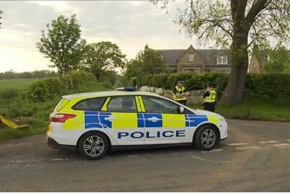 Гоночная машина сбила насмерть зрителей на авторалли в Шотландии