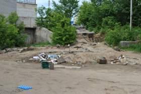 В Смоленске коммунальщики и энергетики устраняют последствия майского ливня