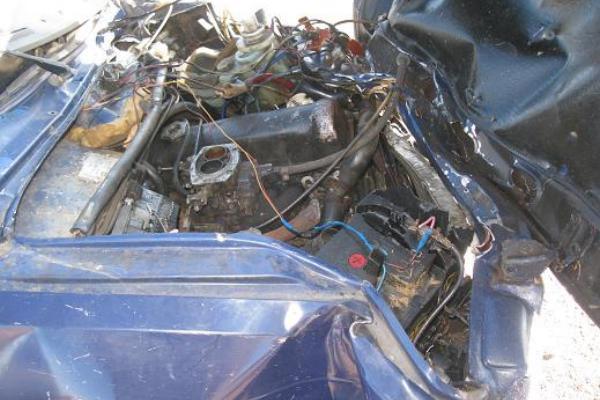 Двое смолян погибли в аварии